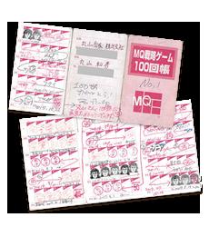 マネジメントゲーム100回帳